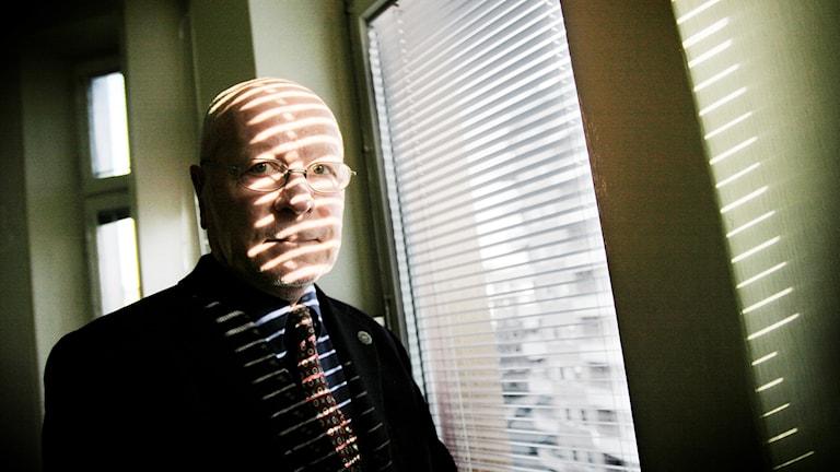 Sven-Erik Alhem, före detta överåklagare och ordförande för Brottsofferjourernas Riksförbund.