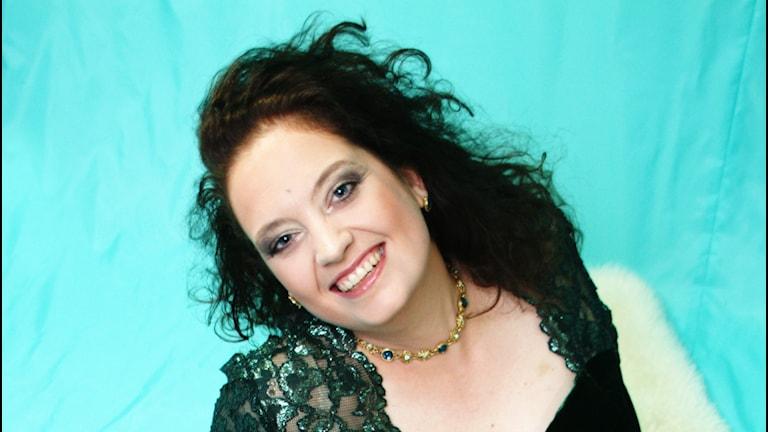 Världsberömda mezzosopranen Ann Hallenberg