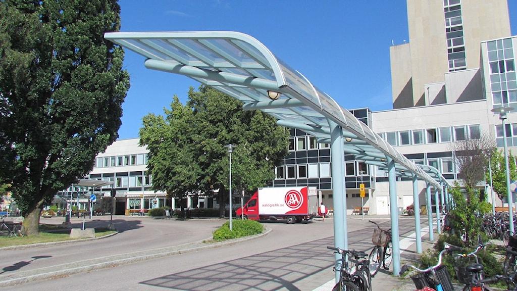 Västmanlands sjukhus Västerås. Foto: Eva Kleppe/Sveriges Radio.