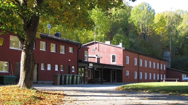 Klackbergsgården i Norberg. Foto: Patrik Åström/Sveriges Radio.
