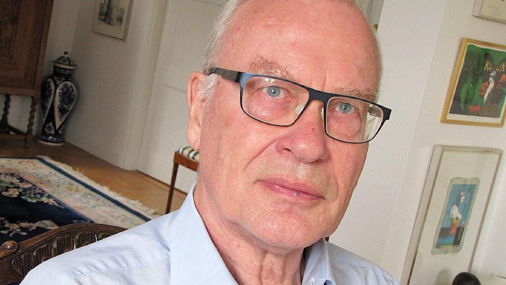 Lars Luttropp, Västerås. Foto: Kennet Lindquist/Sveriges Radio.
