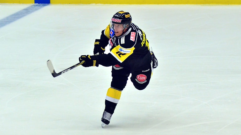 Fredrik Johansson, VIK Hockey. Foto: Mattias Forsberg/SR