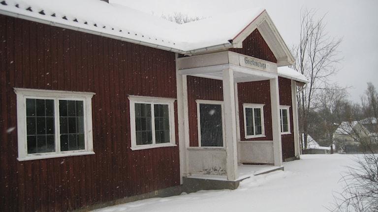 Sockenstugan i Västanfors, Fagersta.