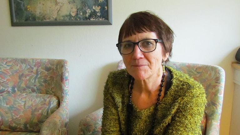 Emmy Wetterblad, Lärarförbundet.