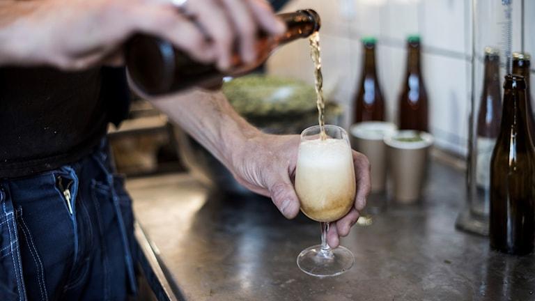 Ny teknik gör det möjligt att göra nästan helt alkoholfri öl