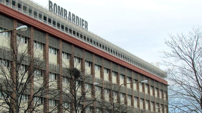 Bombardier i Västerås