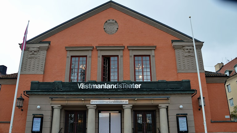 Västmanlands Teater.