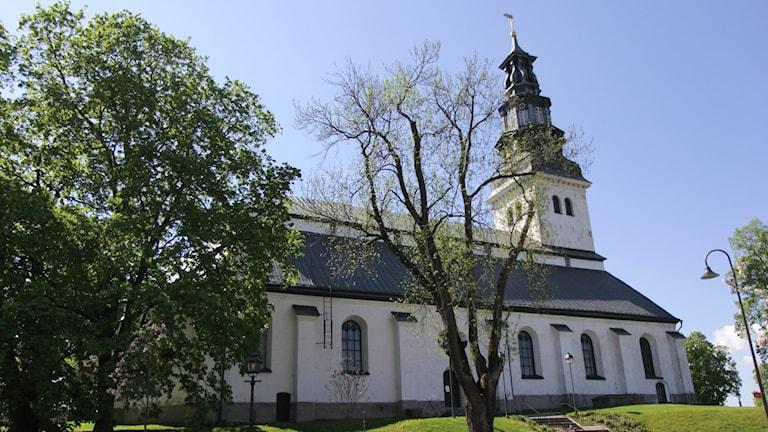 Köpings kyrka / Foto: Michael Gawell / Sveriges Radio