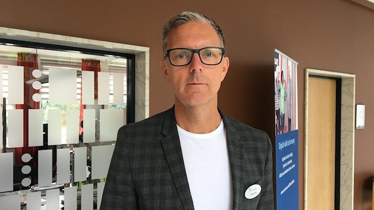Tobas Åsell, direktör för vård och omsorgsförvaltningen Västerås stad.