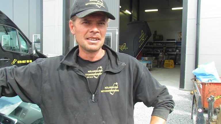 Lars Peder Lindström.