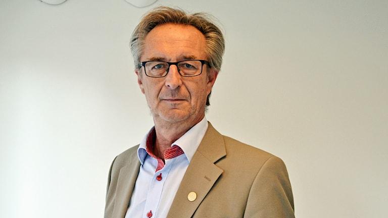 Tomas Högström (M). Foto: Eva Kleppe/Sveriges Radio.
