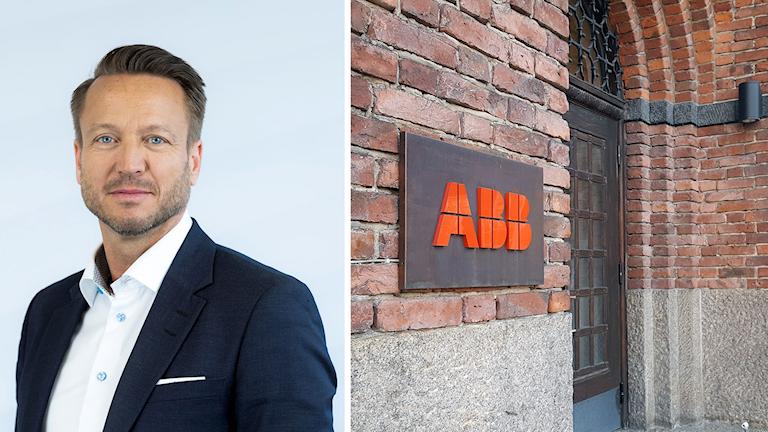 Dennis Helfridsson ny vd på ABB Sverige.