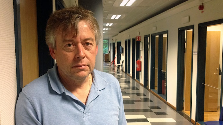 Stefan Brandberg, idrottsstrateg Västerås Stad.
