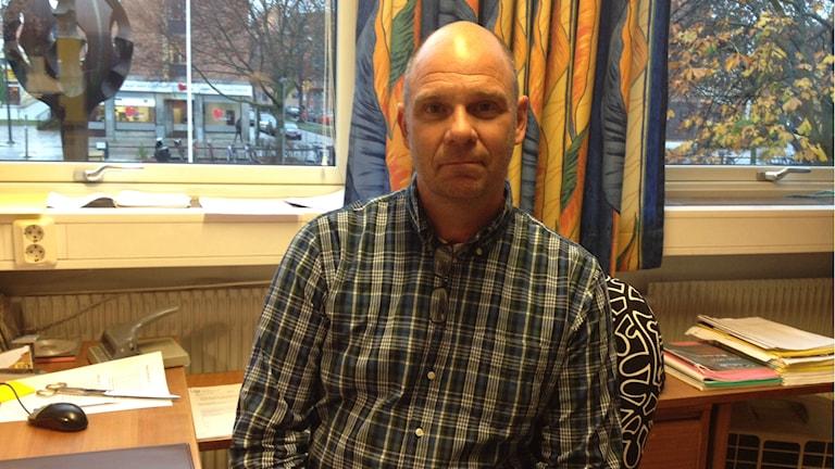 Mats Widelund, rektor Västerås kulturskola