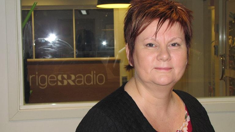 Ann-Louise Molin Östling (S), ordförande i individ- och familjenämnden Västerås.