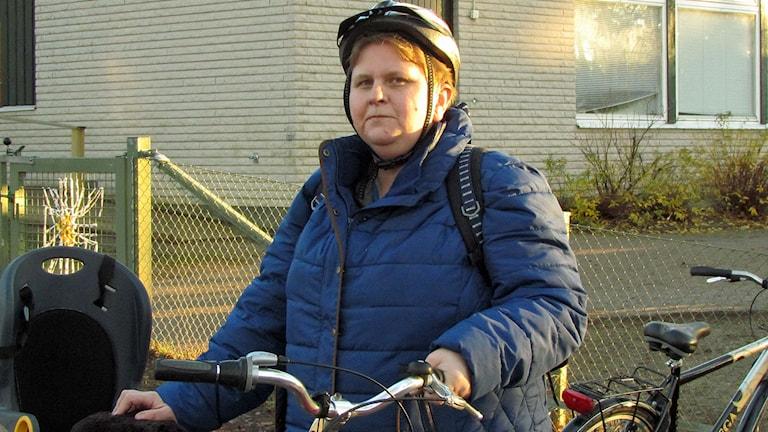 Anne-Karin Jörgensen. Foto: Patrik Åström.