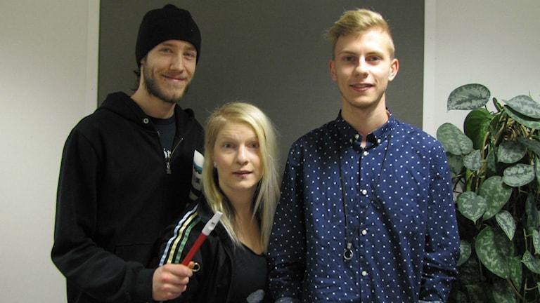 Comminor. Foto: Jonna Noblin/Sveriges Radio