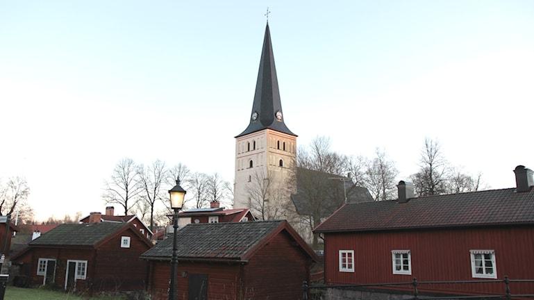 Norbergs kyrka.