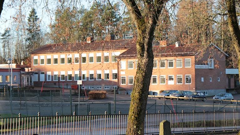 Västerfärnebo skola / Foto: Michael Gawell / SR