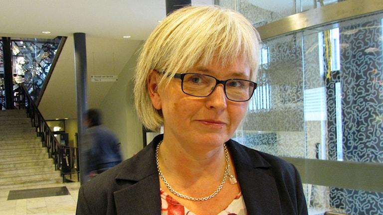 Gunilla Westberg. Foto: Helena Lund.