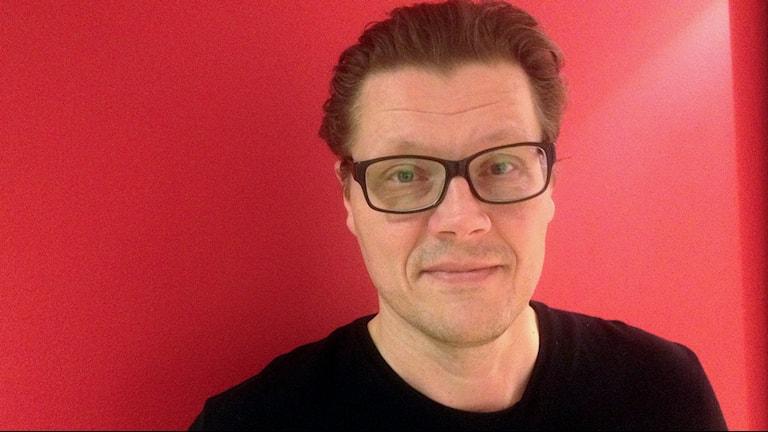 Hannu Högberg, ordförande i Rönnby IBK.