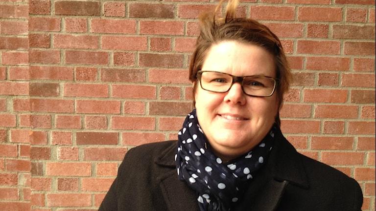 Lisa Granström är chef för det tekniska kontoret i Sala