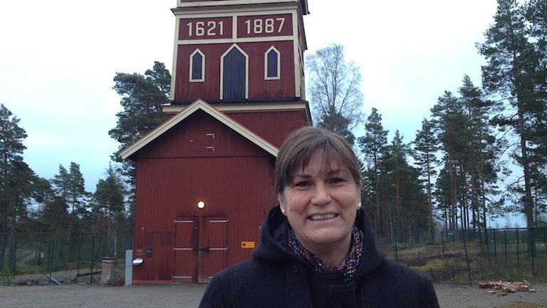 Katarina Litzén, vd Sala Silvergruva.