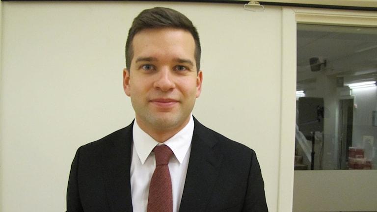 Gabriel Wikström (S), Folkhälso- sjukvårds och idrottsminister
