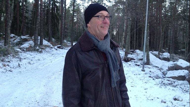Lars Ljung är idrottschef på Västerås stad