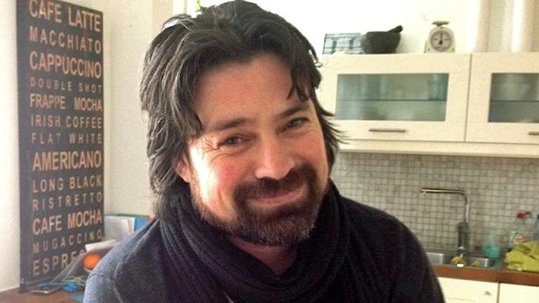 Daniel Mendoza. Foto: Ninni Udén/Sveriges Radio