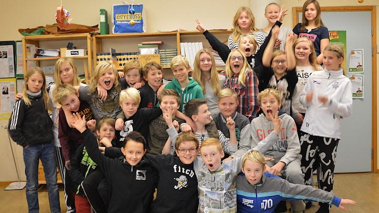 Irstaskolan 5B, Västerås