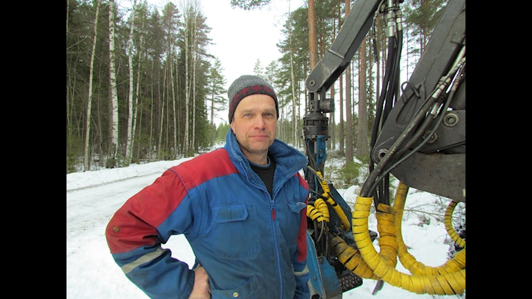 Tomas Alden. Foto: Inga Korsbäck/Sveriges Radio.