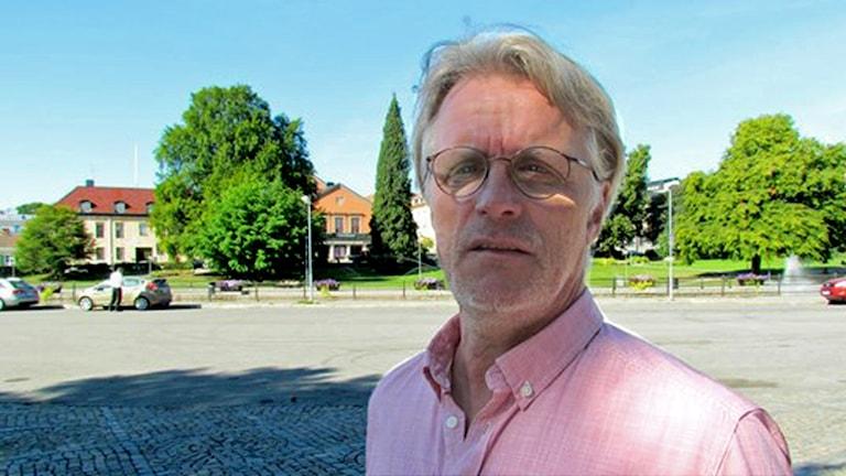 Per-Olof Rask, Värna Västerås. Foto: Helena Lund SR.
