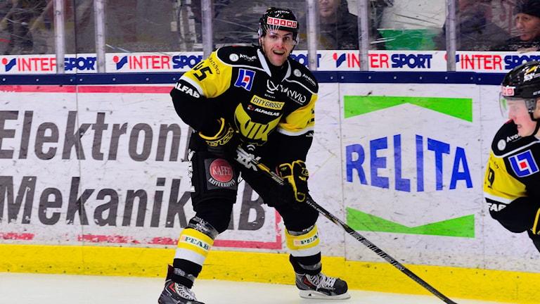 Oscar Steen, VIK hockey