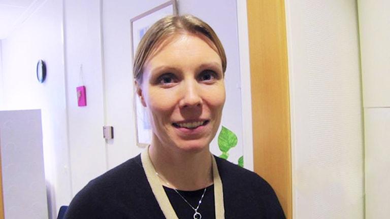 Jenny Twana. Foto: Inga Korsbäck/Sveriges Radio.