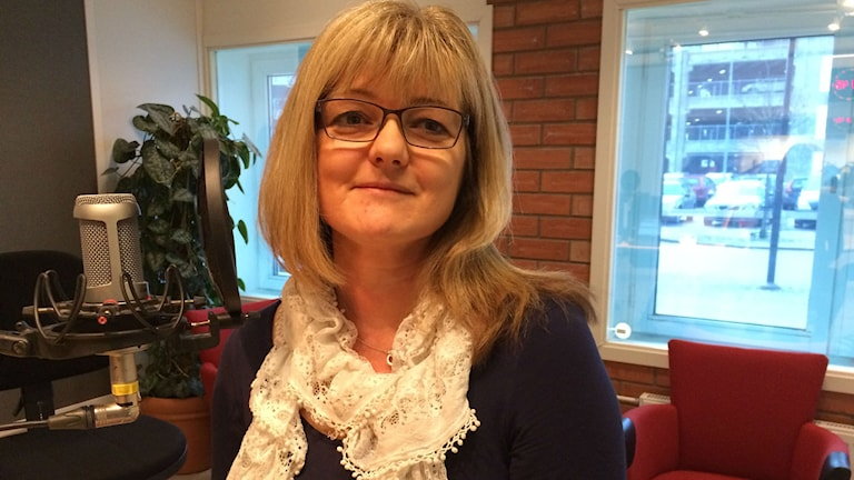 Maria Dellham (M) oppositionsråd landstinget Västmanland