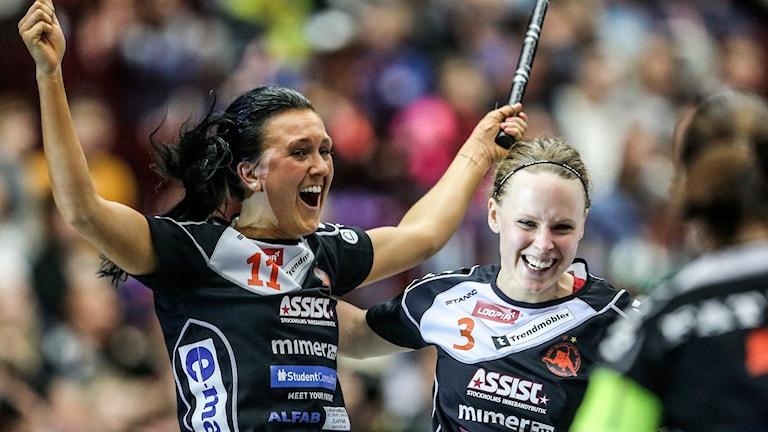 Madelene Backlund, Rönnbt. Foto: Andreas Hillergren/SCANPIX