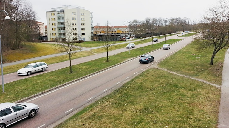 Råbyleden i Västerås.