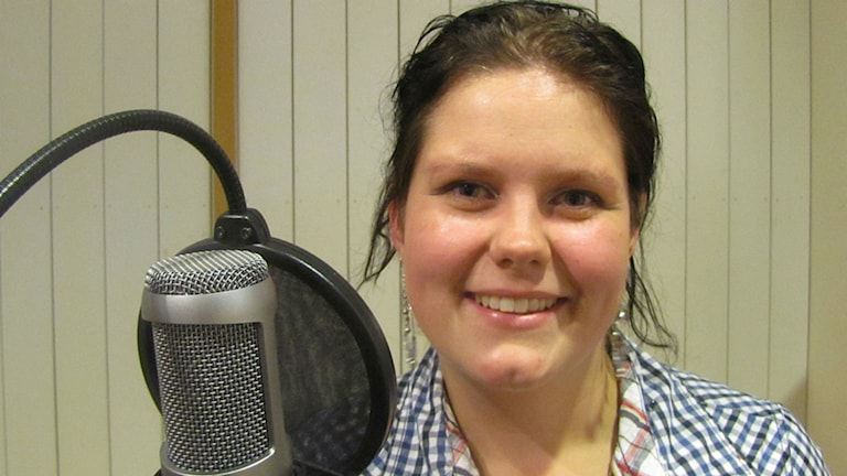 Jenny Landernäs (M). Foto: Sveriges Radio.