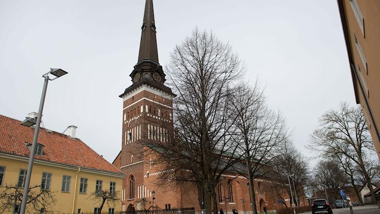 Västerås domkyrka. Foto: Fredrik Sandberg/ TT