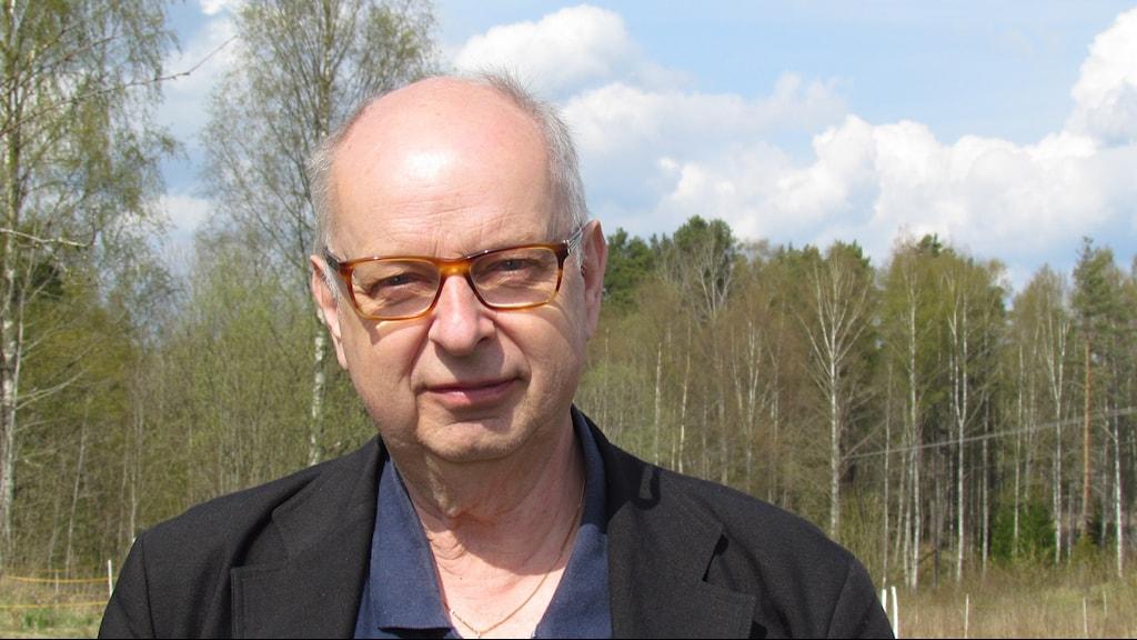 Mats Svegfors. Foto: Patrik Åström/Sveriges Radio.