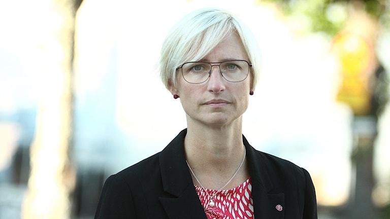 Åsa Eriksson (S),