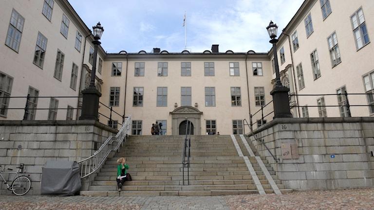 Svea hovrätt. Foto: Fredrik Sandberg/TT.