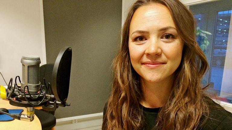 Olga Smirnoff - Löparakademin. / Foto: Liselotte Karlsson. Sveriges Radio.