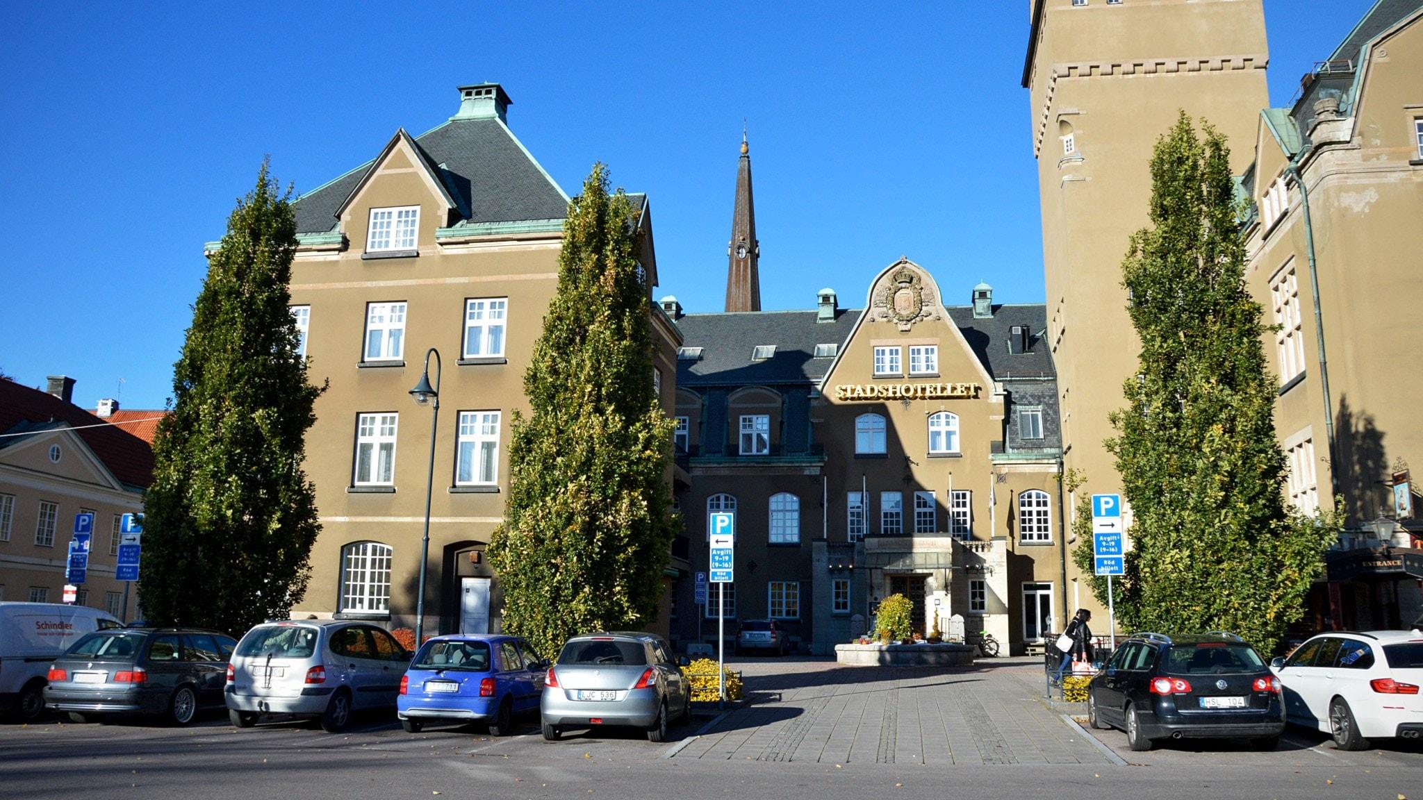 västerås stadshotell