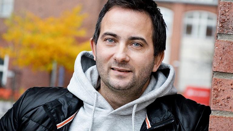 Michael Campese, klubbchef VSK Bandy.