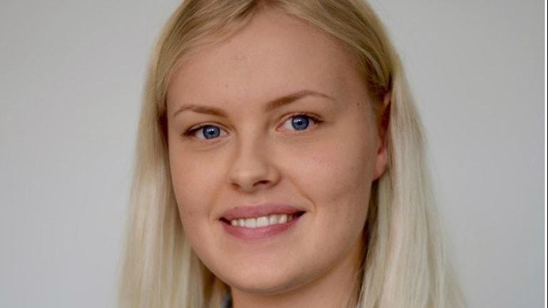 Astronomi- och fysikstudenten Josefine Nittler är årets Rosa Tengborg-stipendiat. Foto: Mikael Ingemyr/Astronomisk ungdom.