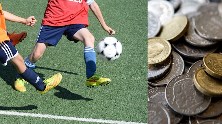 Svenska spel har ingen koll på att Gräsrotspengarna hamnar hos ungdomsidrotten. Foto: TT Bild.