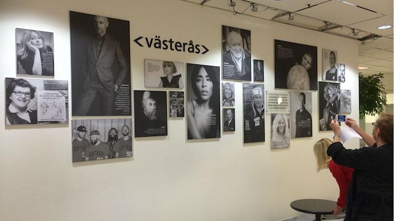 Västerås Wall of fame