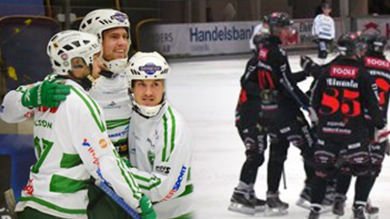 Derbydags i bandyn